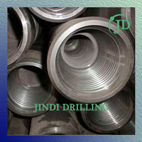 grade e water well drill rod/drill pipe 2 3/8