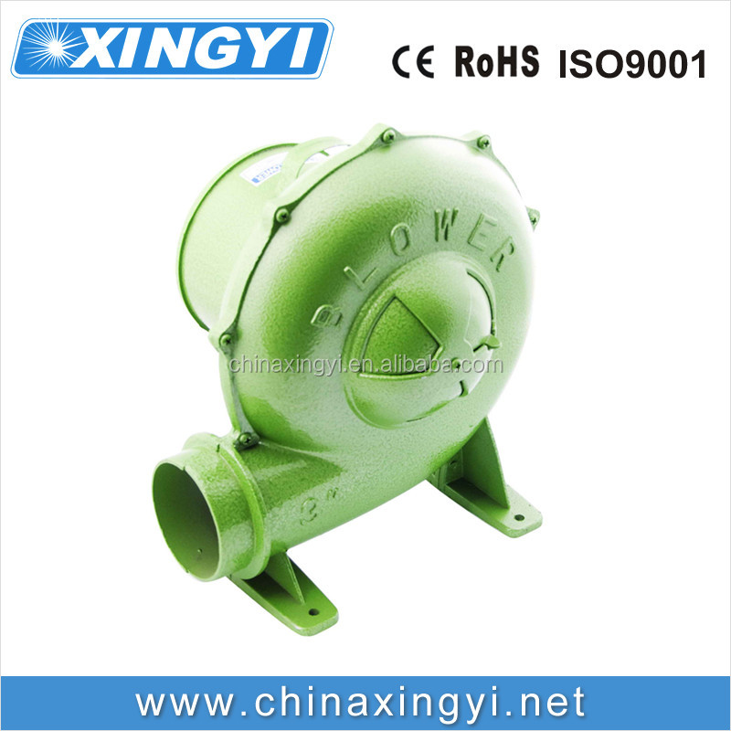 CE CCC ROHS TUV Top quality low cost Aluminum Electric blower motors for inflatables