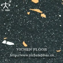 Rubber Sheet Tile Floor For Outdoor Playground(basketball,tennis,volleyball)