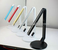 mini led table lamps with USB port study lamp folding lights