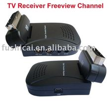 mini scart dvbt receiver with usb recording