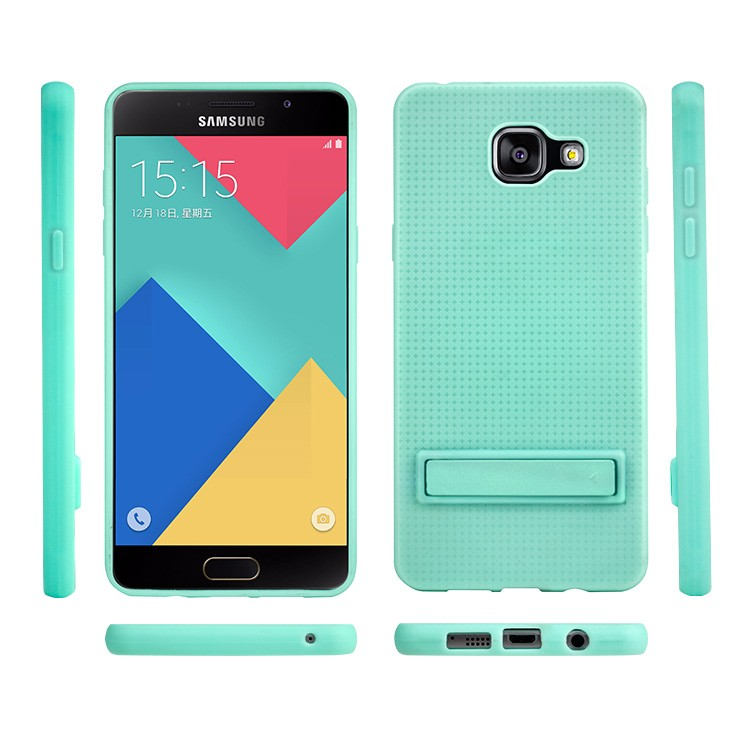 Wholesale Price Soft Kickstand Mobile Case, TPU Back Cover Case For Samsung A5