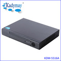 Hot Selling 16CH 720P AHD DVR with AHD IP and Analog