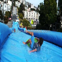 large size interesting inflatable slip n slide for sales J014