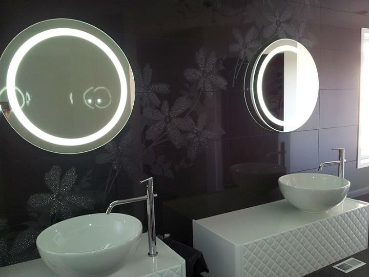 Bathroom Vanity Lights Hotel : Shanghai bathroom mirror with light, hotel lighting vanity mirror BGL-001 supplier, View ...