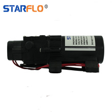 STARFLO FLO-2202 12V diaphragm water pump injection diaphragm pump tank for sprayer