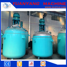 Double Jacketed Reaction Kettle/Reaction Vessel/ Alkyd Resin Reactor