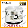 Chinese 110cc Motorcycle Piston for Yamaha Engine