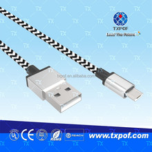 custom made factory manufacture cable micro USB