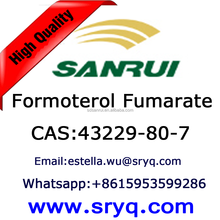 API-Formoterol Fumarate, High purity cas 43229-80-7 Formoterol Fumarate