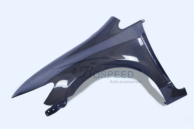Carbon Fiber Front Fenders Feels Style for Honda Civic FD2