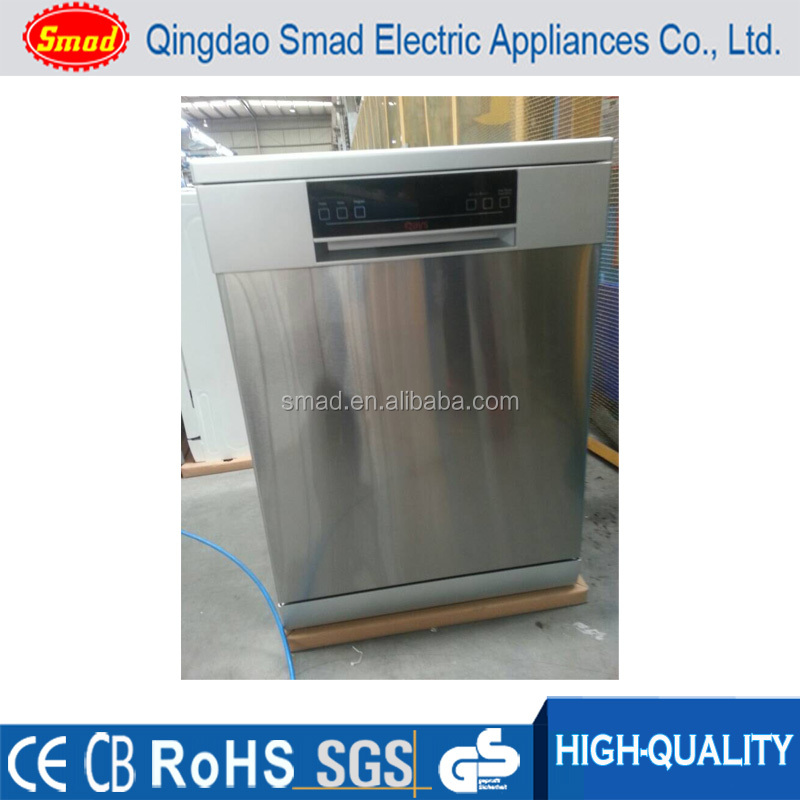 110V/220V/60HZ fully automatic freestanding dishwasher marine dishwasher
