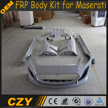 MC style Fiberglass Kit Car Body for Maserati GT 11-12