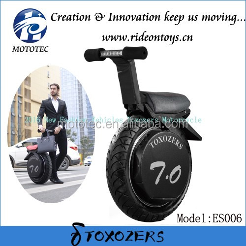 2016 most fashionable import scooters new products one wheel self balancing mobility scooter electric motorcycle