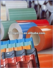 Colored Corrugated Roofing Sheet /corrugated sheet