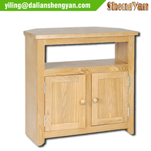 tv side triangle Modern Design corner tables with storage