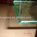 10mm Toughened Tempered Safty Glass