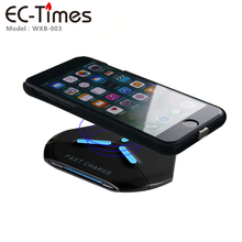 2017 Newest Portable Multi Device Wireless Charging Station Qi Wireless Charger Stand