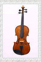 Solid wood german types violin