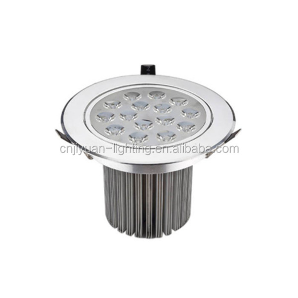 trimless led downlight 3w 7w 9w 12w