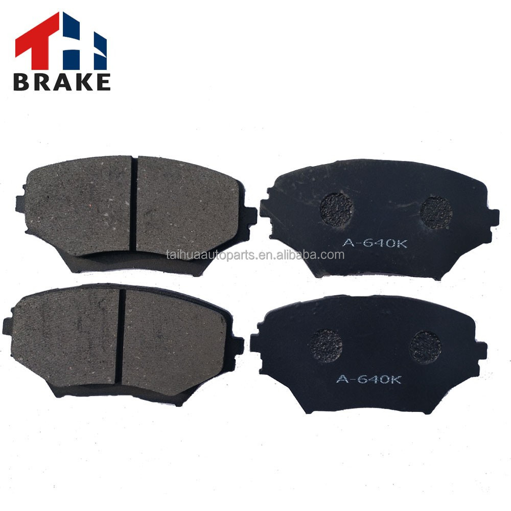 brake pad high imitation of <strong>auto</strong> -boss made in China for Japancar parts