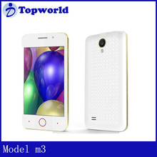China factory OEM phone OD M3 4 Bands Spreadrum6531 4.0 inch screen 0.3 MP camera Dual Sim Dual Standby smart phone