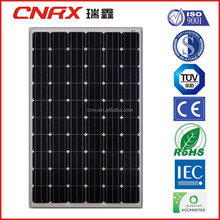250W Mono panel solar with low price