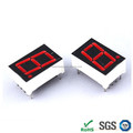 Factory selling 0.3 inch Red color 7 segment led 1 digit led digital display for digital 7 segment display counters