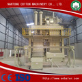 Full-automatic hydraulic cotton baling press machine