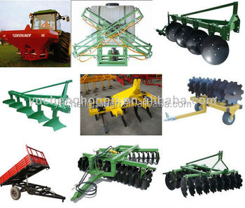 Tractor implements Agricultural Equipments