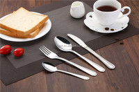 High Quality Flatware Stainless Steel Tableware Flatware Sets