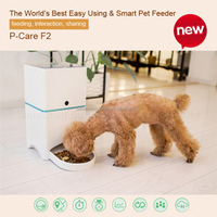 Pets make automatic pet feeder with app remote control rabbit automatic feeder