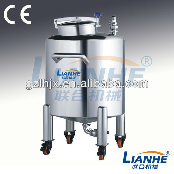 500L Stainless steel body wash storage tank