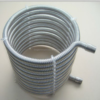 SUS304 316L heat exchange hose for solar heater