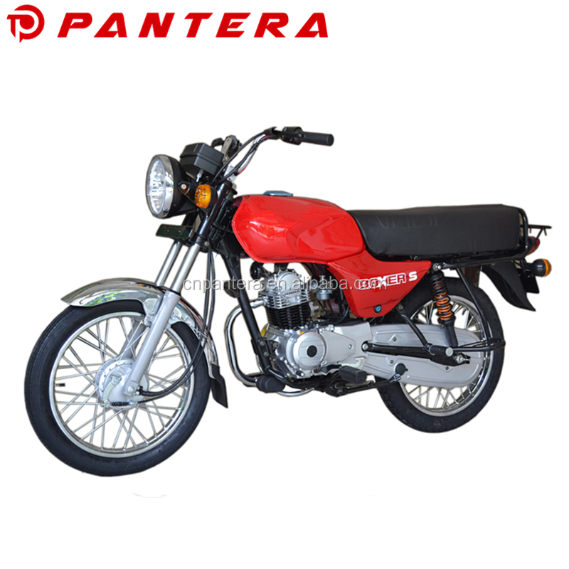 100cc 150cc Sport Style High Power Bajaj Boxer India Motorcycle for Sale