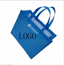 hot selling custom non-woven foldable shopping bag with logo print