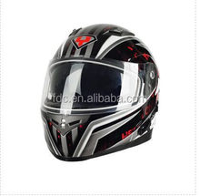 BM2 Motorcycle Helmet with Bluetooth Intercom Headset