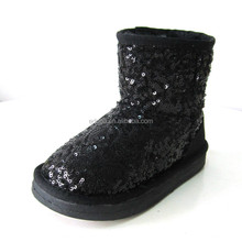 Wholesale Cheap Factory Waterproof Children Warm Snow Kids Boots