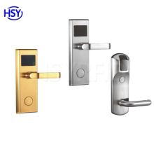 High quality hotel electronic lock for hotel door lock system