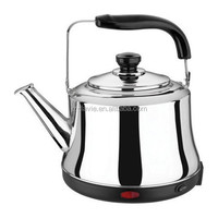 classic style large capacity electric tea pot stainless steel electric water kettles