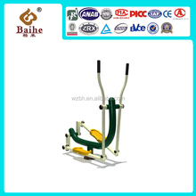 2016 Outdoor Fitness Equipment, A Single Elliptical Machine