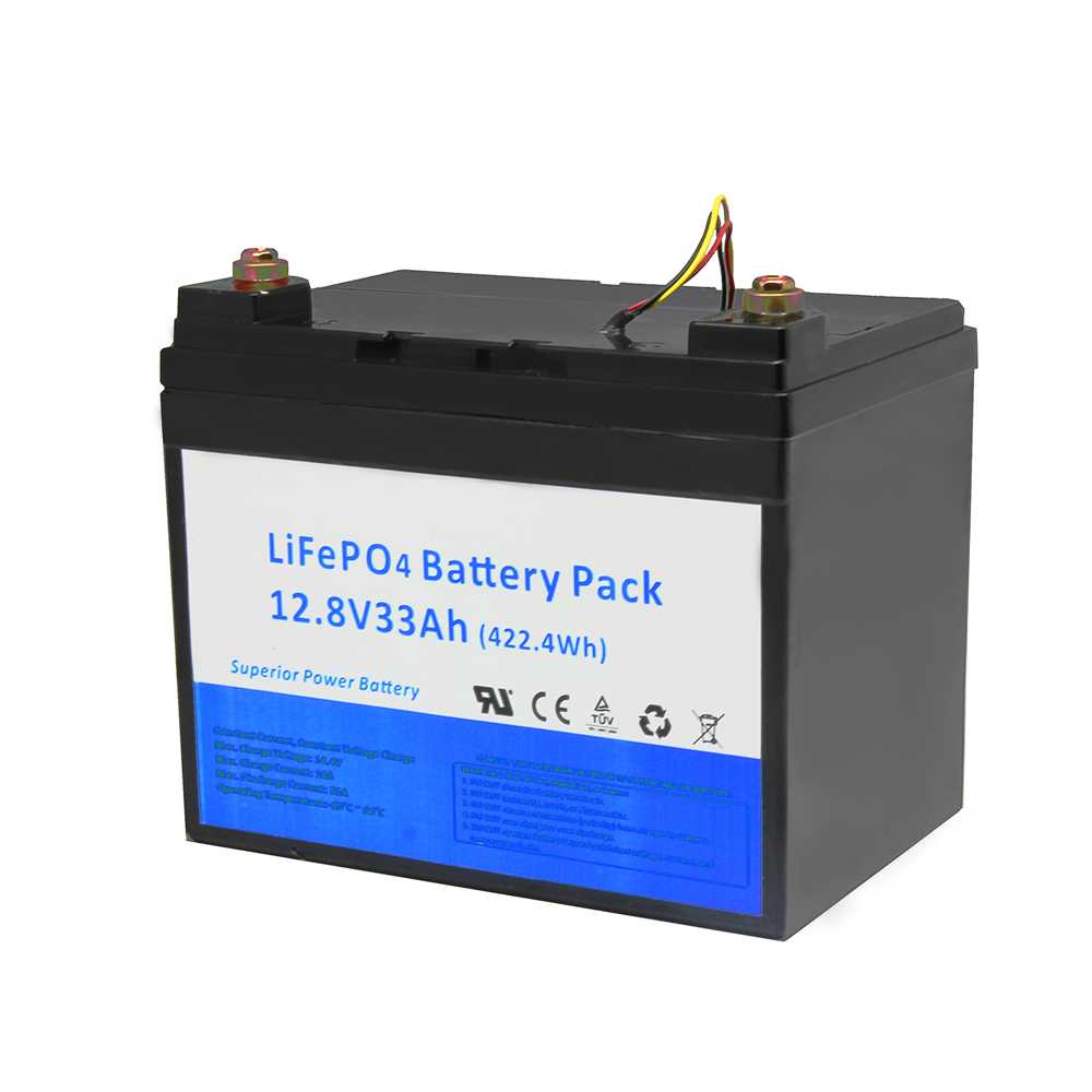 Custom Long Cycle life 12v 40ah Lithium ion Battery for Solar Street Light