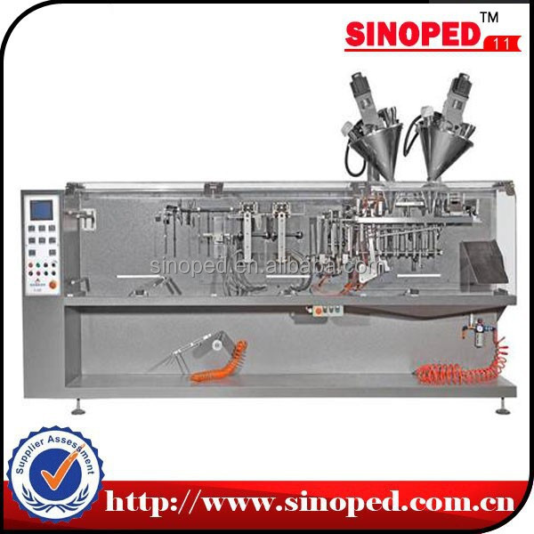 Automatic Expansion Bags Filling and Sealing Machine