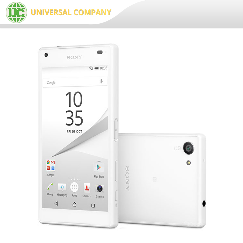 Original Sony 4G New Cell Phone Octa Core Android 5.1 IP65 waterproof smartphone