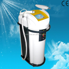 Professional elight ipl rf nd yag laser multifunction skin care/hair removal beauty machine
