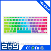 High quality New Laptop Rubberized Hard Cover Case Keyboard Skin Cover For Mac Book Air 13""