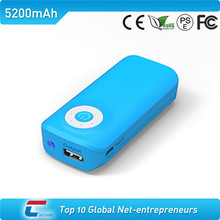 2012 New Products 5000MAH High Capacity new power mobile universal charger