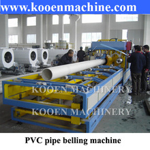 Factory price PVC plastic pipe extrusion machine with fast delivery