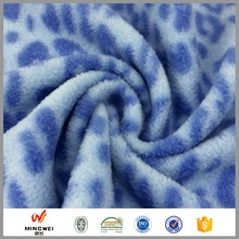 Good quality plain dyed printed Fleece Fabric Yard