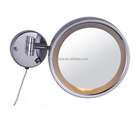 HSY-2078 wall mounted magnifying lighted electric decorative mirror